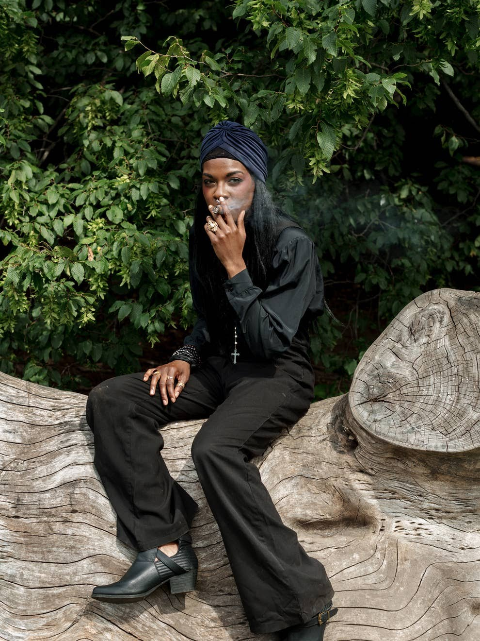 These Striking Portraits Show The Lives Of Witches In USA Today 10